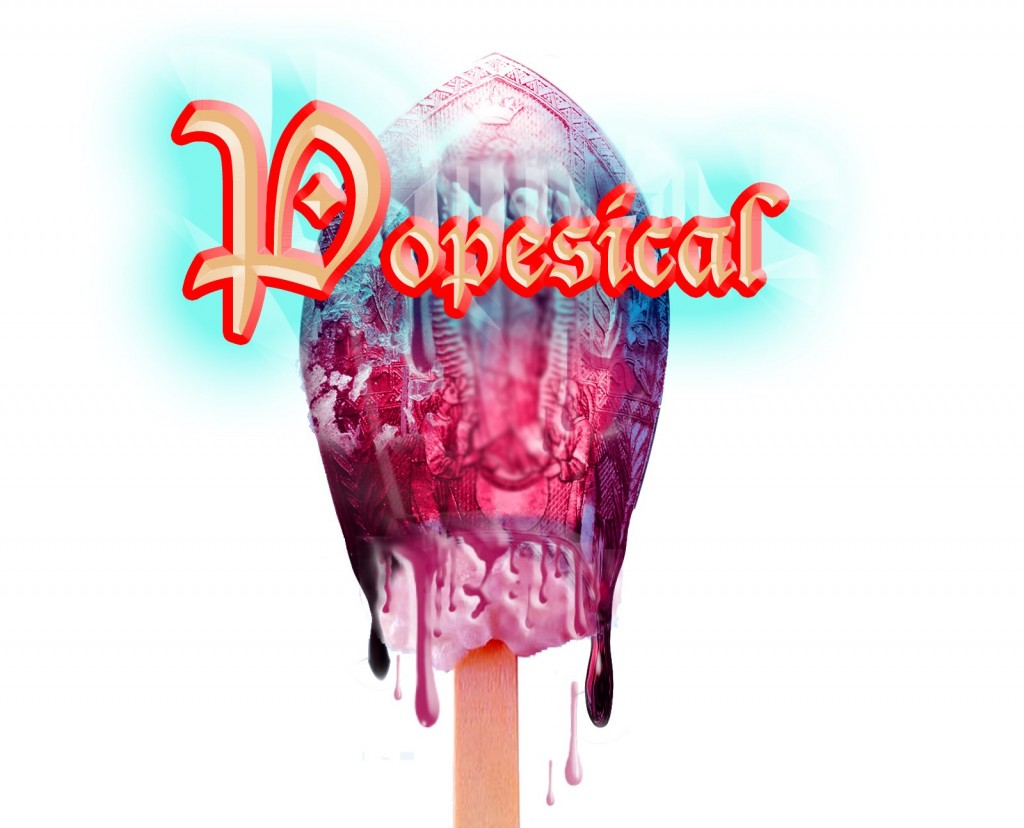 POPESICAL Lyric logo
